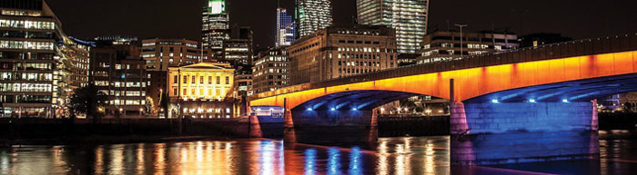 london bridge taxi service