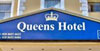 queens hotel taxi service